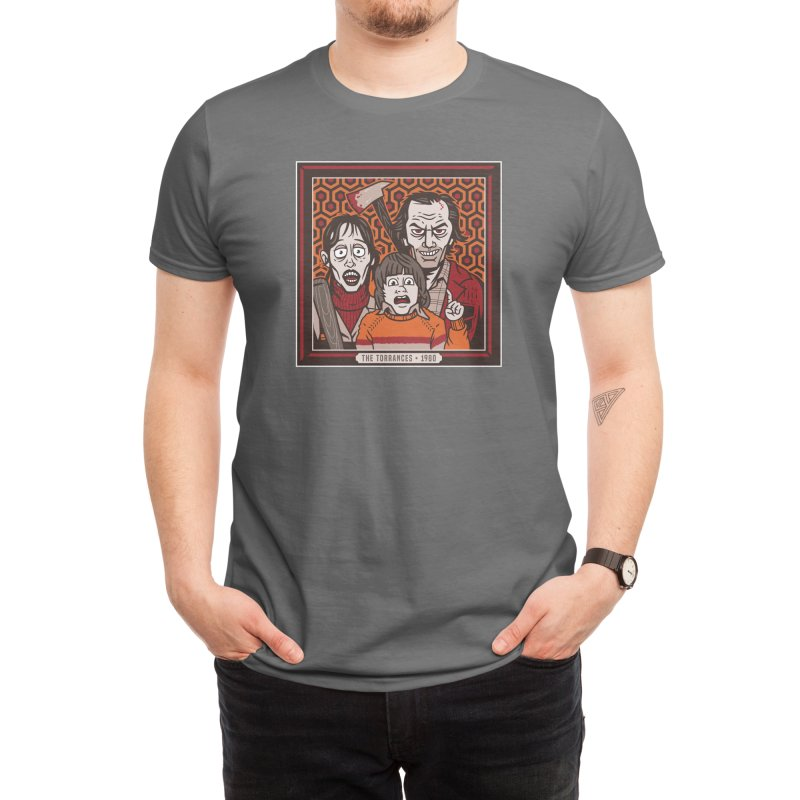 The Torrances Men's T-Shirt by Ben Douglass