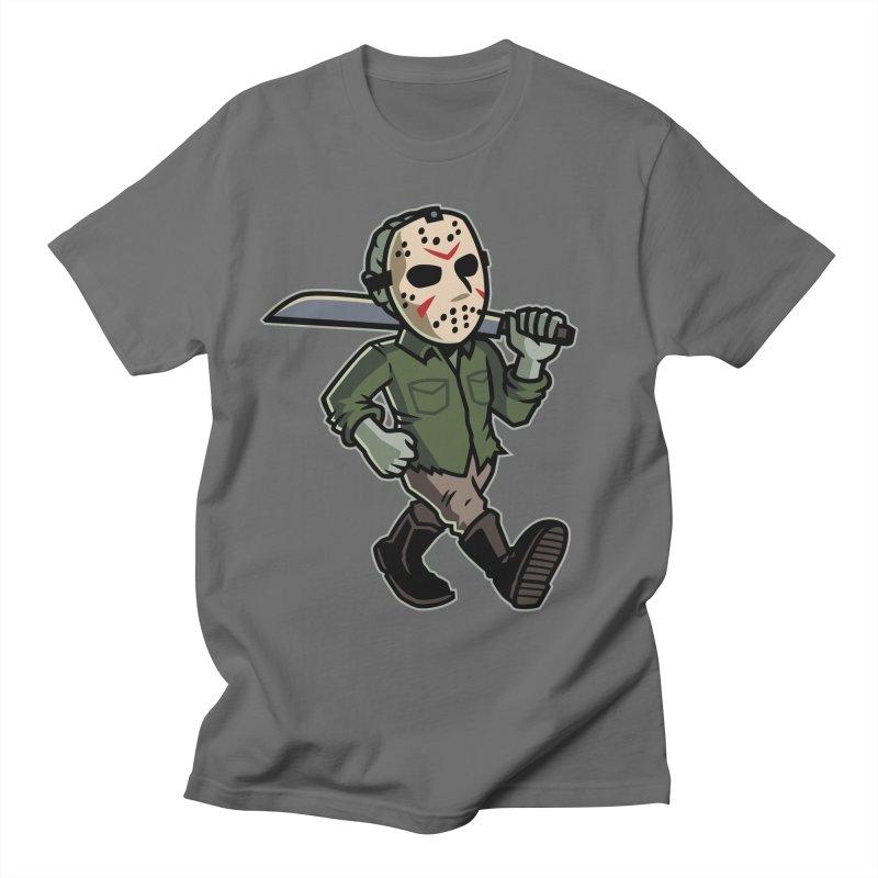 TGIF Jason Men's T-Shirt by Ben Douglass