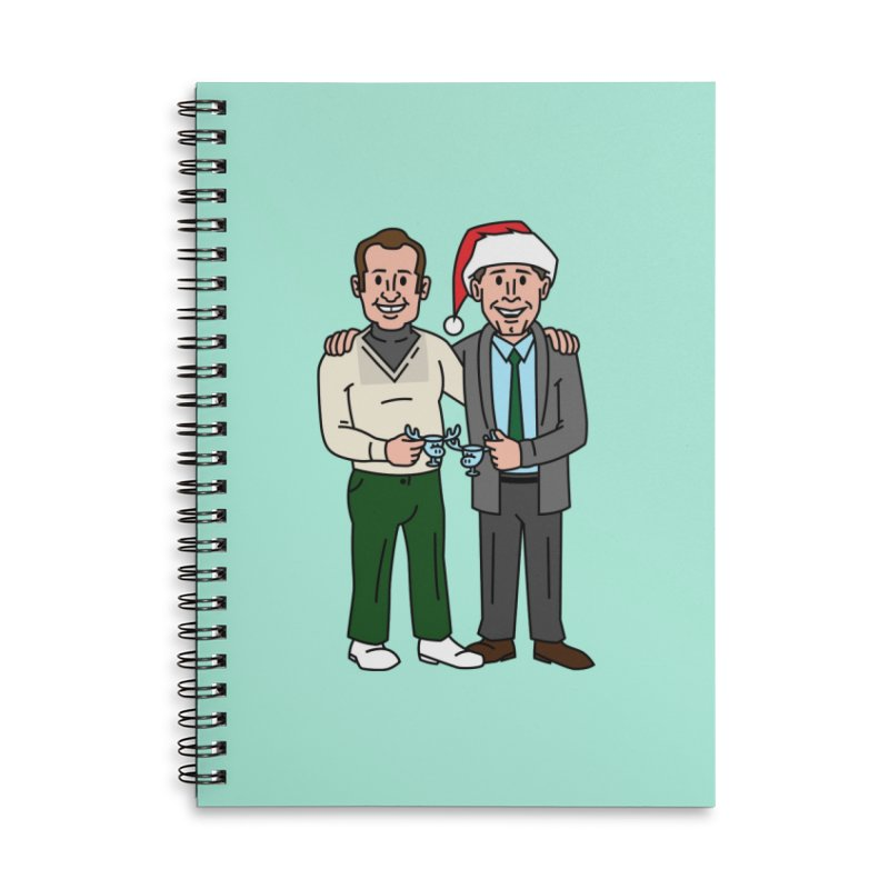 Real Nice Surprise Accessories Notebook by Ben Douglass