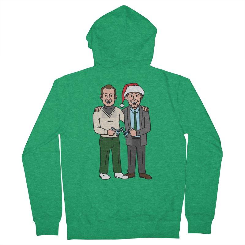 Real Nice Surprise Men's Zip-Up Hoody by Ben Douglass