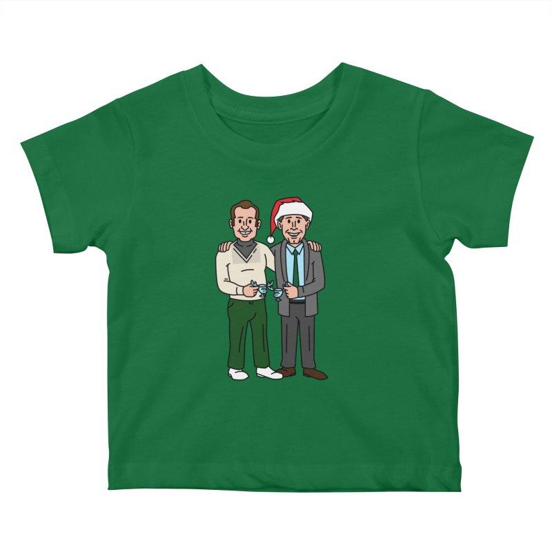 Real Nice Surprise Kids Baby T-Shirt by Ben Douglass