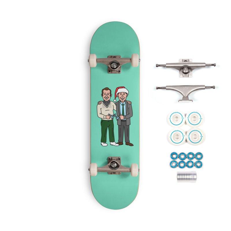 Real Nice Surprise Accessories Skateboard by Ben Douglass