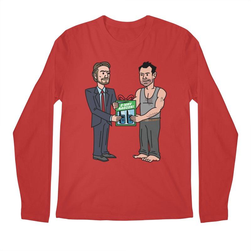 2-Way Radios! Men's Longsleeve T-Shirt by Ben Douglass
