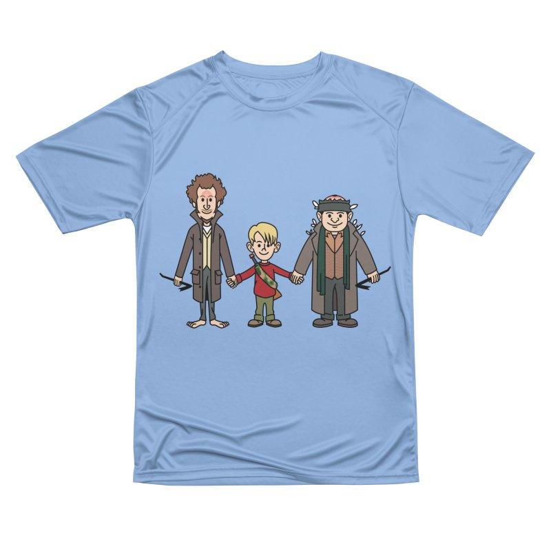 Kevin & the Bandits Men's T-Shirt by Ben Douglass