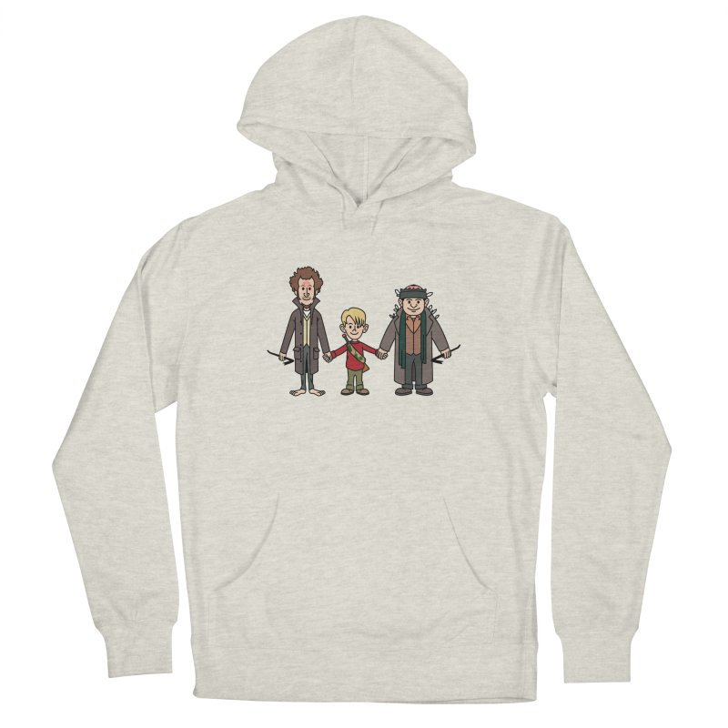 Kevin & the Bandits Women's Pullover Hoody by Ben Douglass