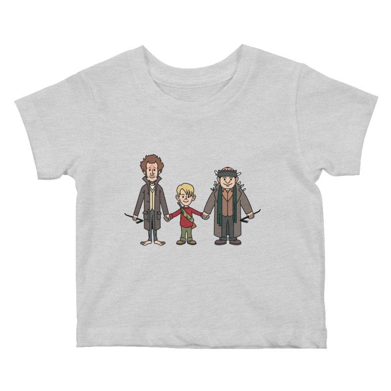 Kevin & the Bandits Kids Baby T-Shirt by Ben Douglass