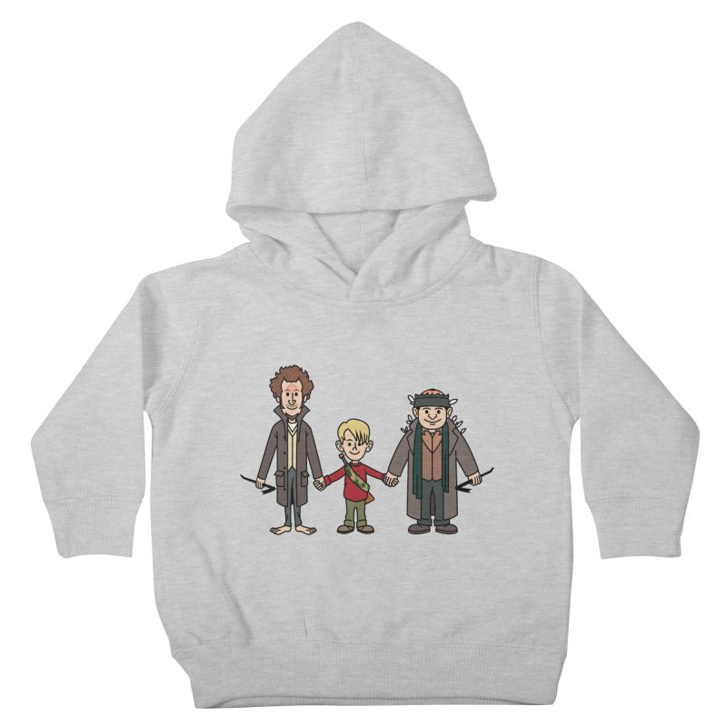 Kevin & the Bandits Kids Toddler Pullover Hoody by Ben Douglass