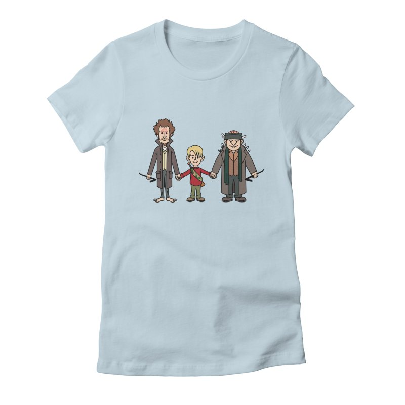 Kevin & the Bandits Women's T-Shirt by Ben Douglass