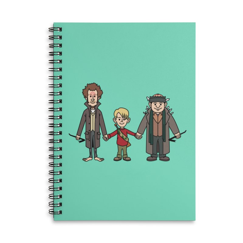 Kevin & the Bandits Accessories Notebook by Ben Douglass