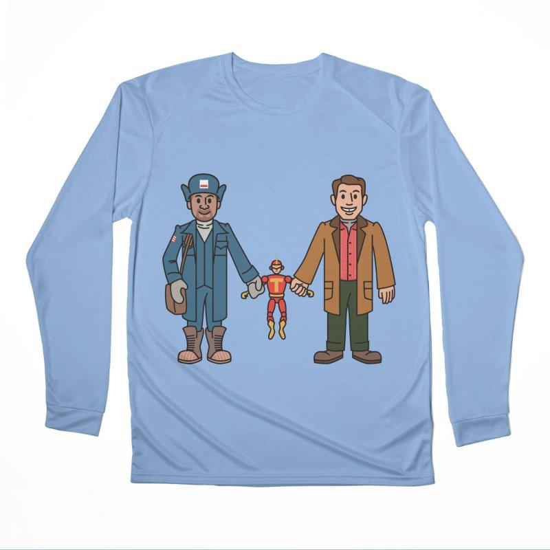 Turbo Friends Women's Longsleeve T-Shirt by Ben Douglass