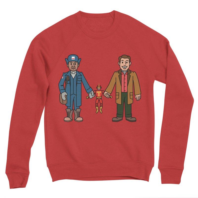 Turbo Friends Men's Sweatshirt by Ben Douglass