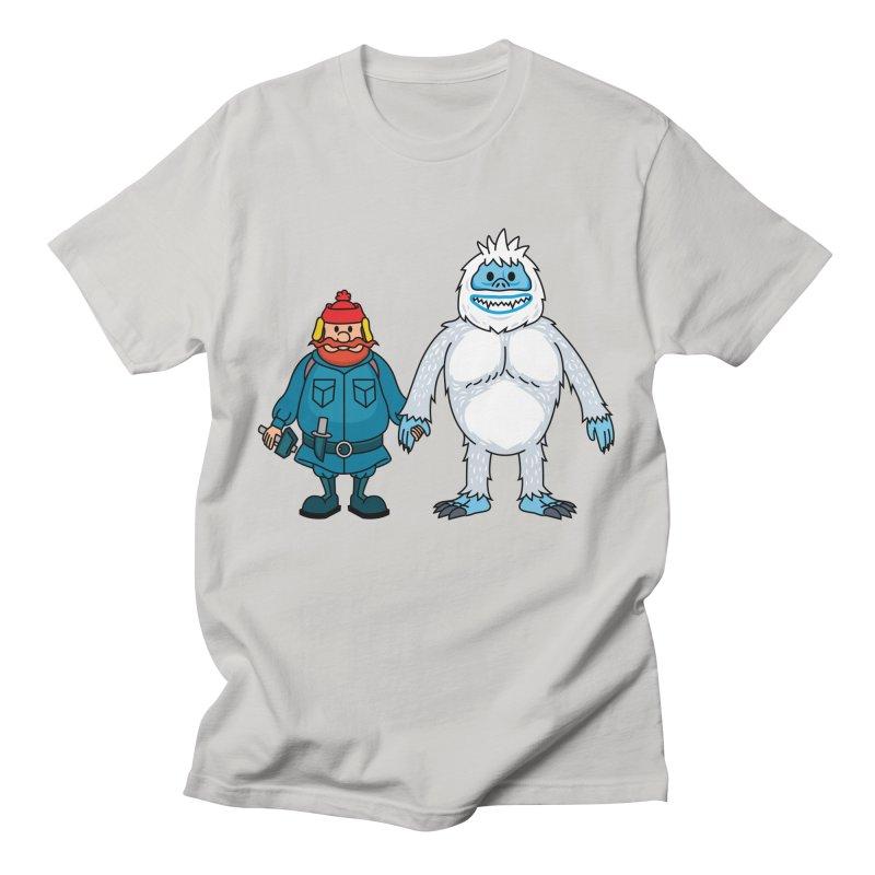 Misfit Friends Men's T-Shirt by Ben Douglass