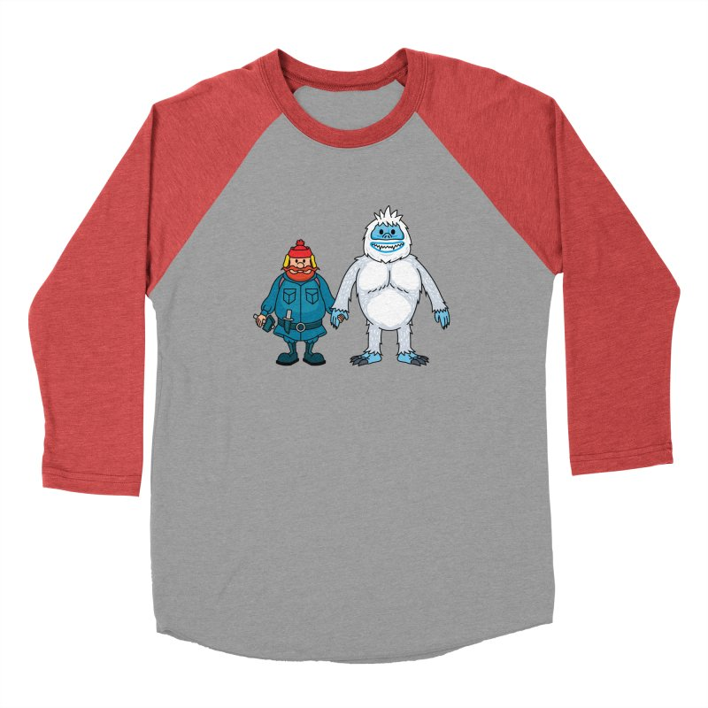 Misfit Friends Women's Longsleeve T-Shirt by Ben Douglass