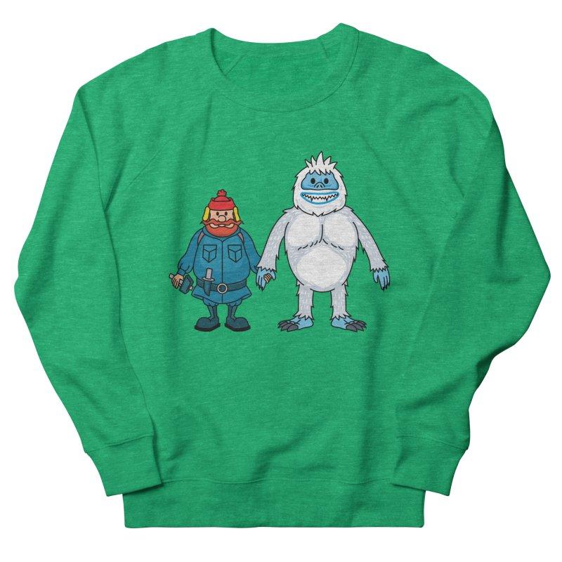 Misfit Friends Women's Sweatshirt by Ben Douglass