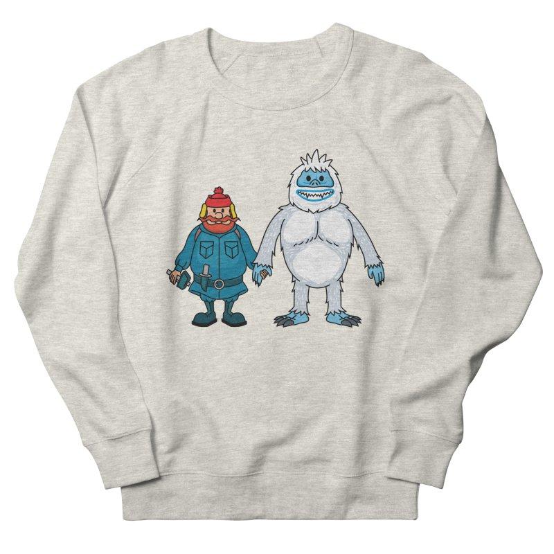 Misfit Friends Men's Sweatshirt by Ben Douglass