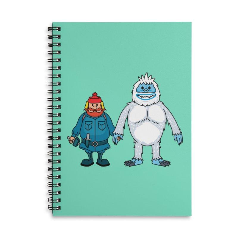 Misfit Friends Accessories Notebook by Ben Douglass