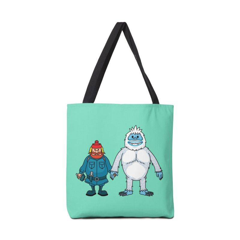 Misfit Friends Accessories Bag by Ben Douglass