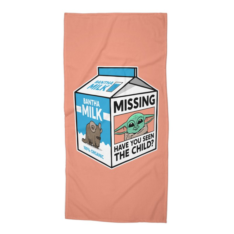 Missing Child Accessories Beach Towel by Ben Douglass