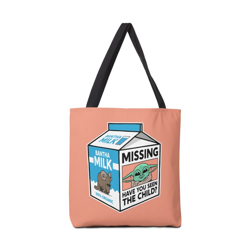 Missing Child Accessories Bag by Ben Douglass