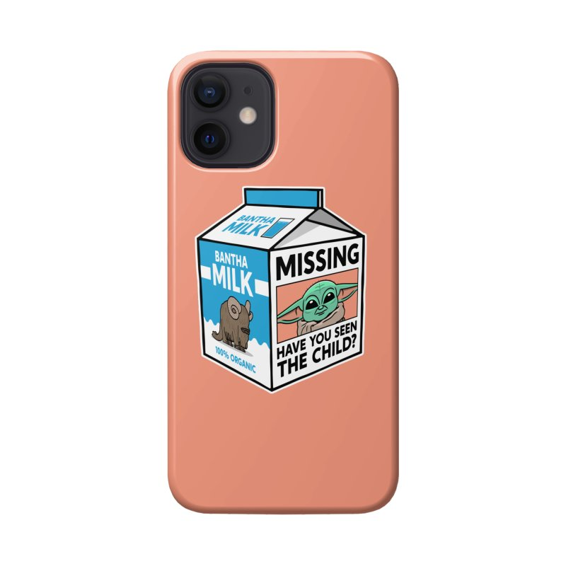 Missing Child Accessories Phone Case by Ben Douglass