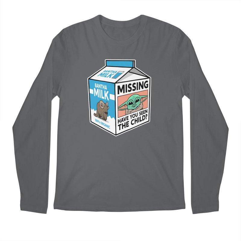 Missing Child Men's Longsleeve T-Shirt by Ben Douglass