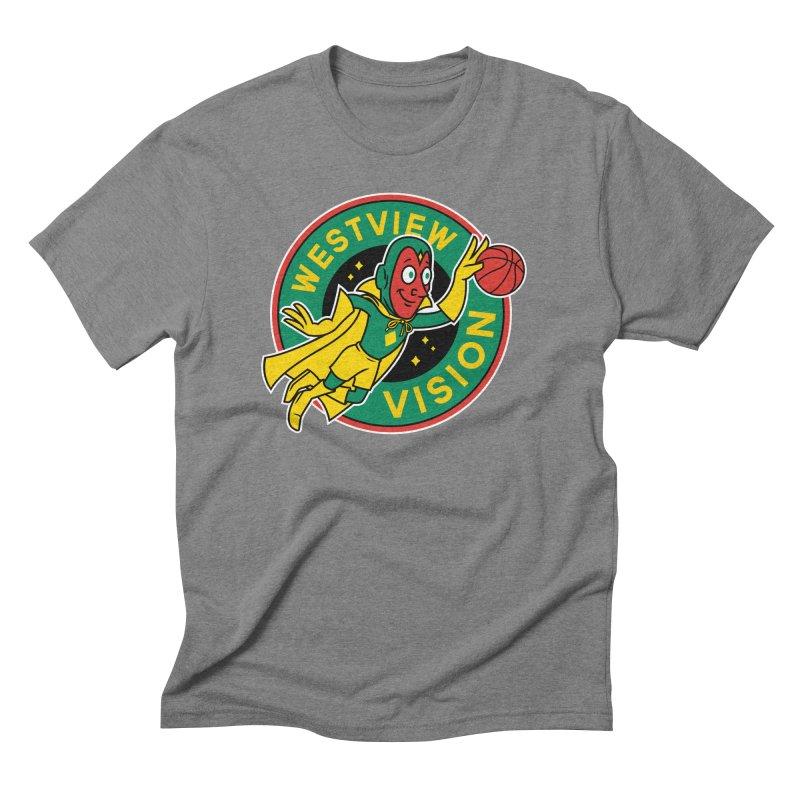 Westview Vision Men's T-Shirt by Ben Douglass