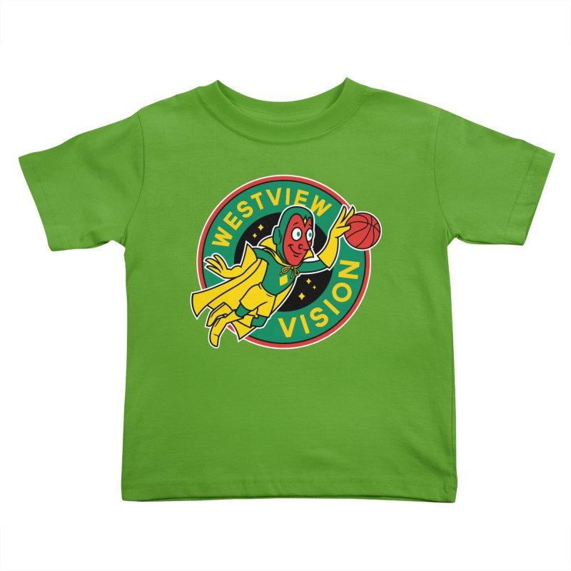 Westview Vision Kids Toddler T-Shirt by Ben Douglass