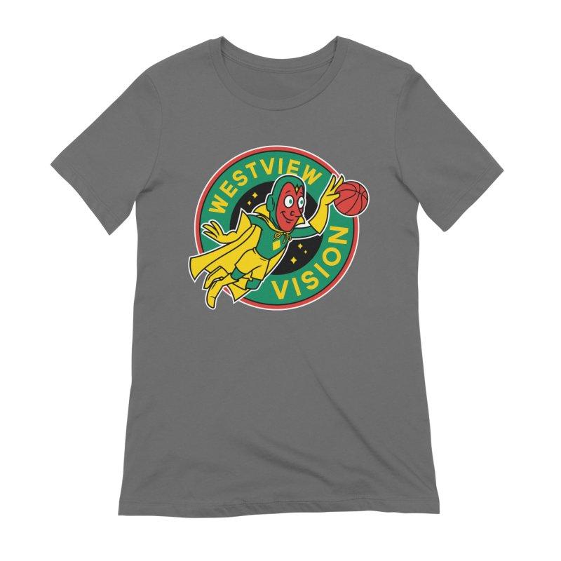 Westview Vision Women's T-Shirt by Ben Douglass
