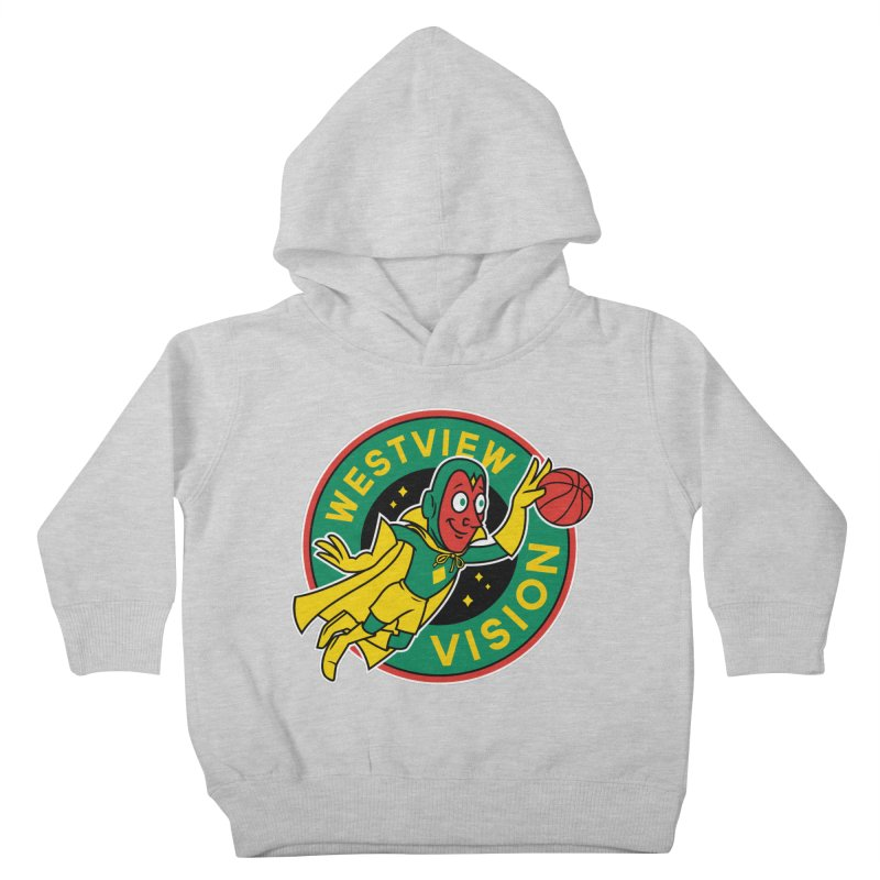 Westview Vision Kids Toddler Pullover Hoody by Ben Douglass