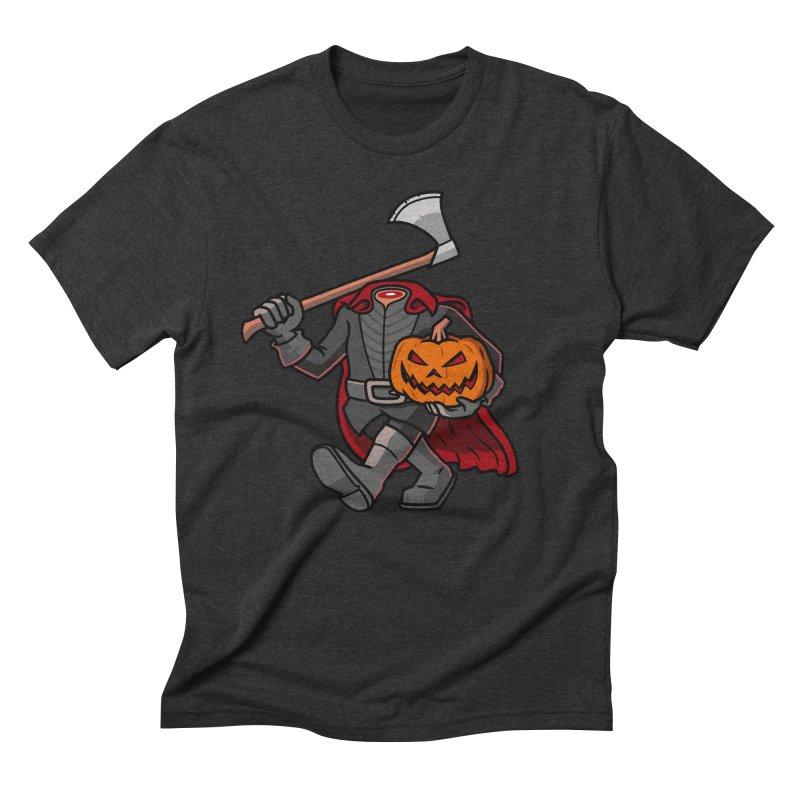 Headless Horseman Men's T-Shirt by Ben Douglass