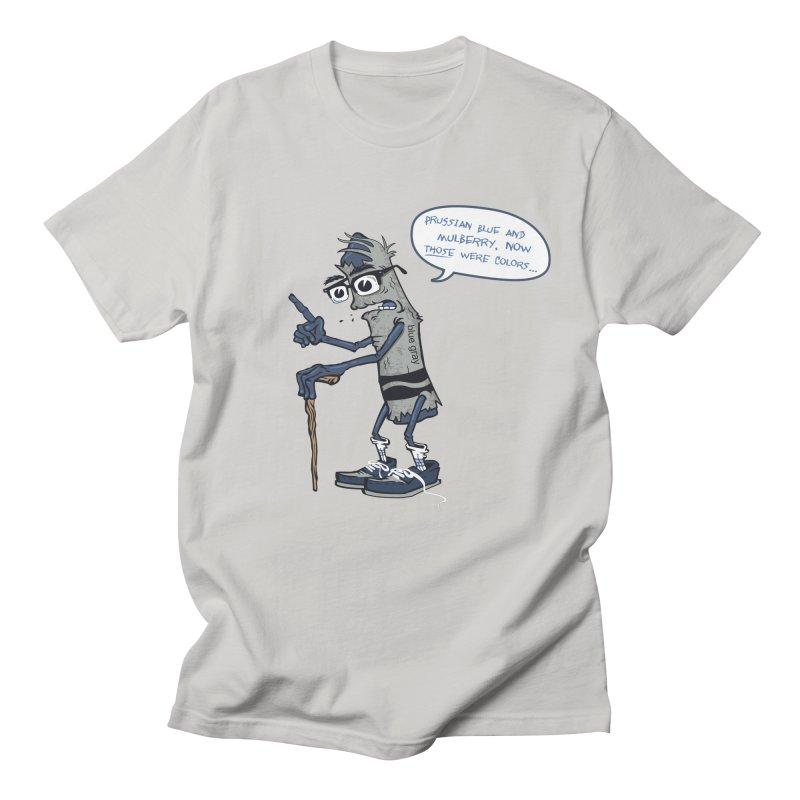 Oldest Crayon in the Box Men's Regular T-Shirt by Ben Douglass