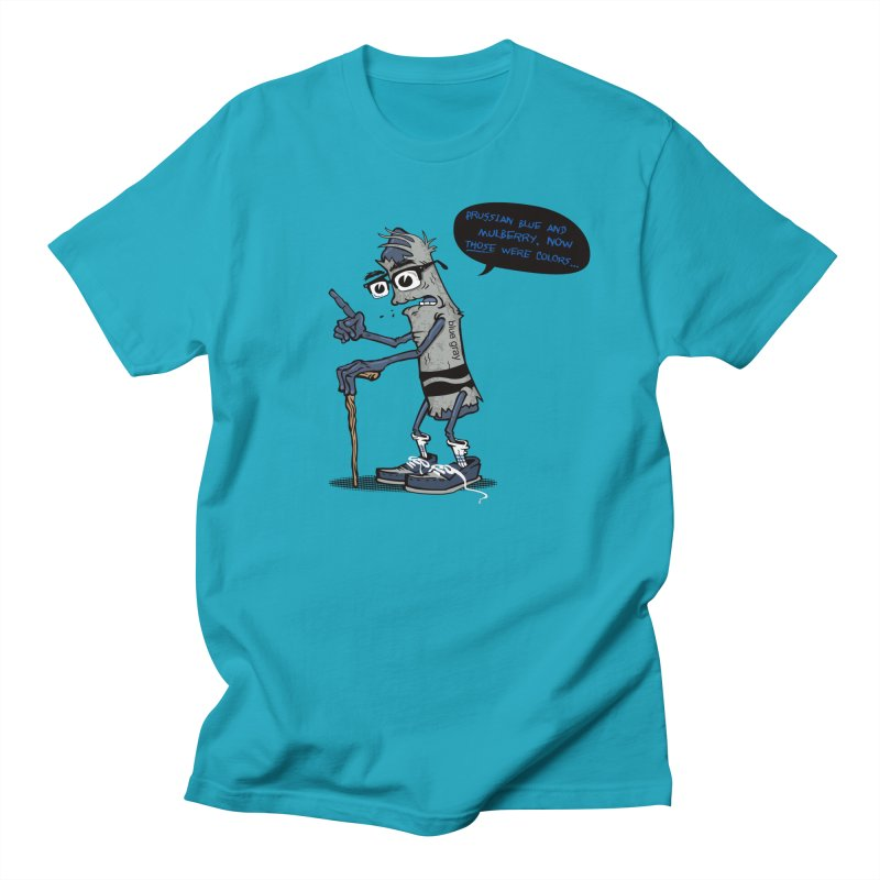 Oldest Crayon in the Box Men's T-Shirt by Ben Douglass