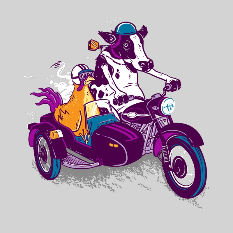 Fast Food Kids T-Shirt by Ben Douglass