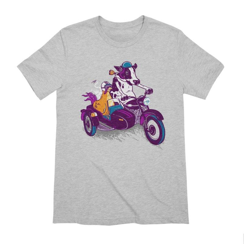 Fast Food Men's T-Shirt by Ben Douglass