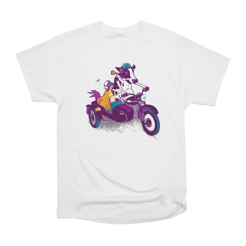 Fast Food Men's Heavyweight T-Shirt by Ben Douglass