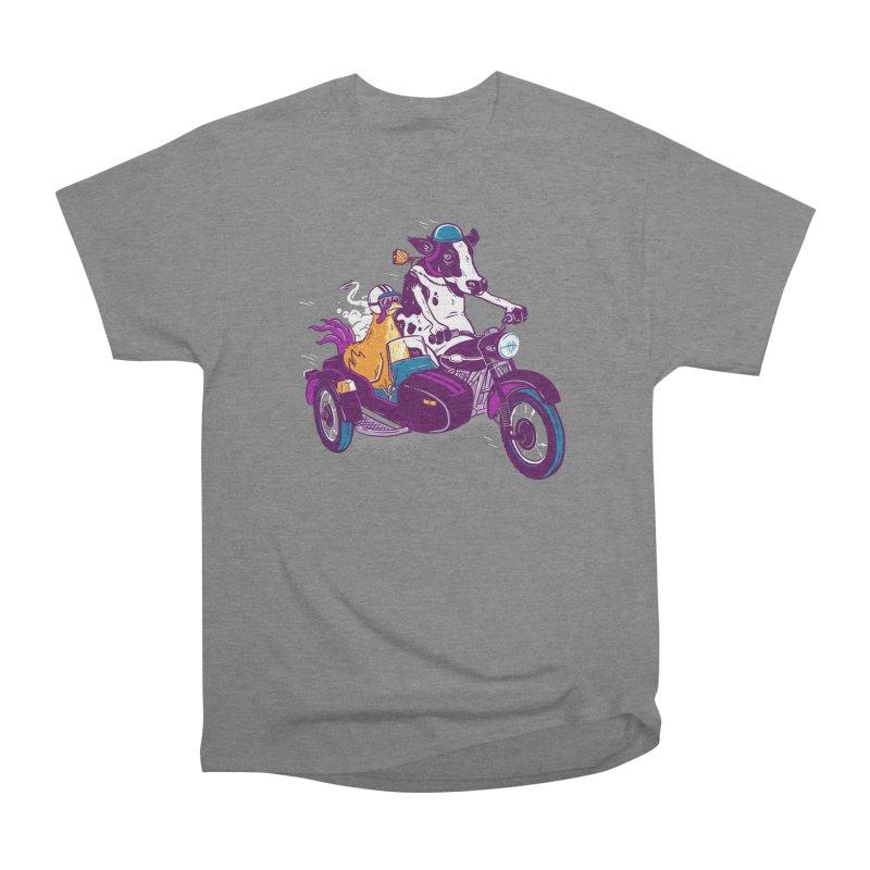 Fast Food Women's Heavyweight Unisex T-Shirt by Ben Douglass