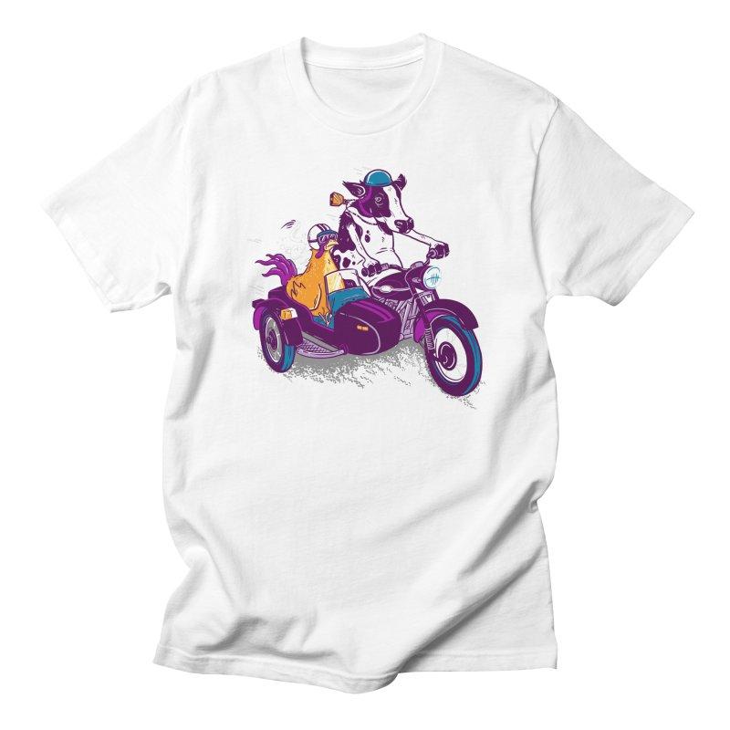 Fast Food Men's Regular T-Shirt by Ben Douglass