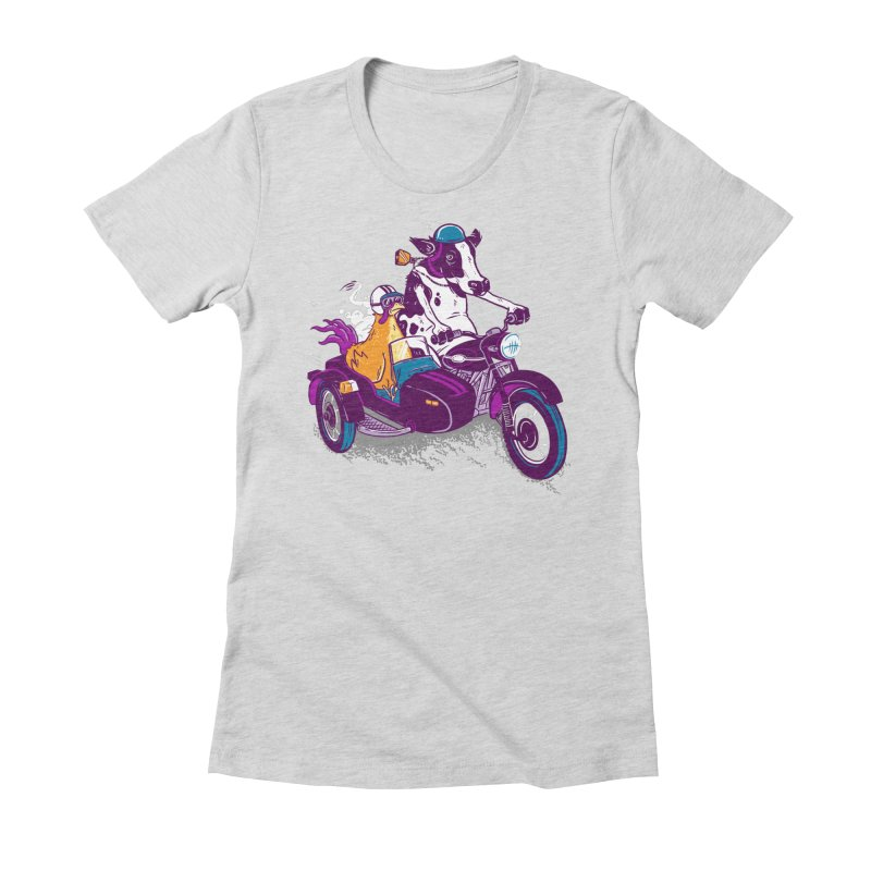 Fast Food Women's T-Shirt by Ben Douglass