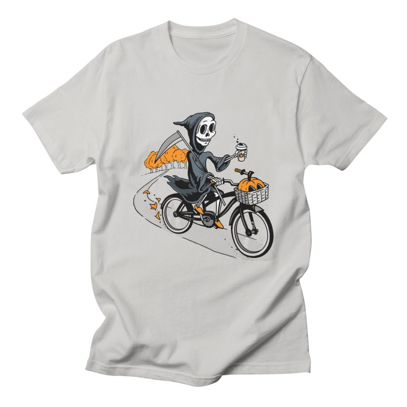 Fall Reaper Men's T-Shirt by Ben Douglass