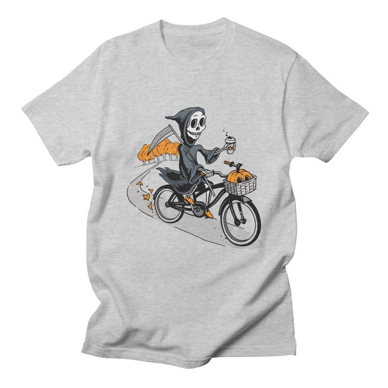 Fall Reaper Women's Regular Unisex T-Shirt by Ben Douglass