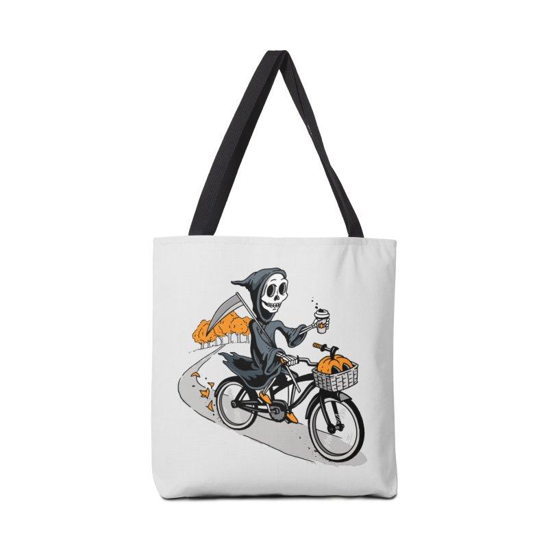 Fall Reaper Accessories Bag by Ben Douglass