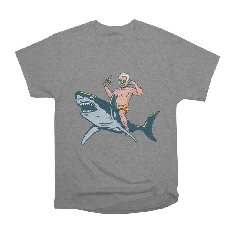 Flavor Attack Women's Heavyweight Unisex T-Shirt by Ben Douglass