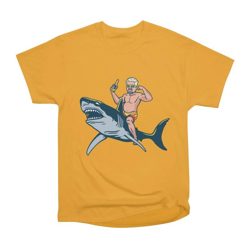 Flavor Attack Men's Heavyweight T-Shirt by Ben Douglass