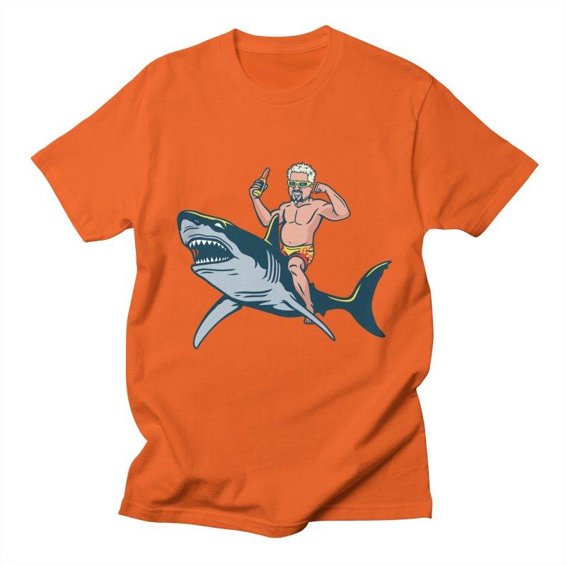 Flavor Attack Men's T-Shirt by Ben Douglass