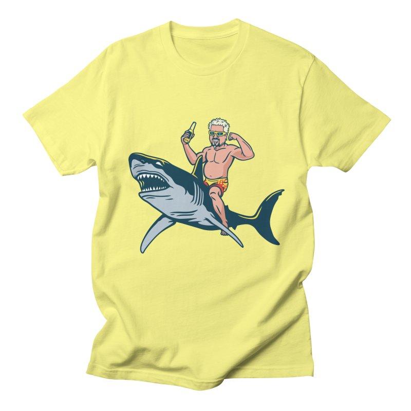 Flavor Attack Men's Regular T-Shirt by Ben Douglass