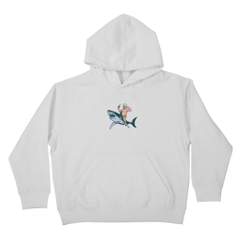 Flavor Attack Kids Pullover Hoody by Ben Douglass