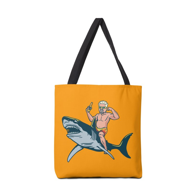 Flavor Attack Accessories Tote Bag Bag by Ben Douglass
