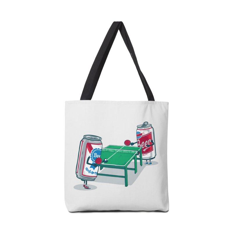 Beer Pong Accessories Bag by Ben Douglass