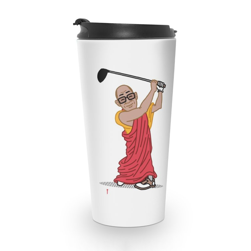 Big Hitter Accessories Travel Mug by Ben Douglass