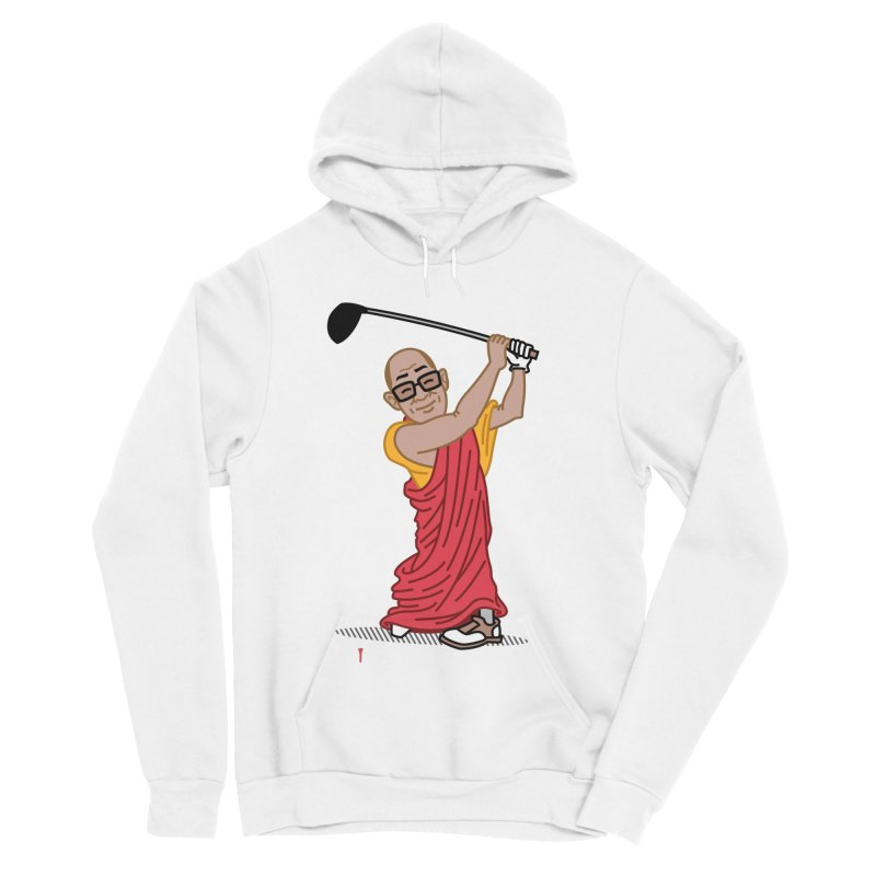 Big Hitter Women's Sponge Fleece Pullover Hoody by Ben Douglass